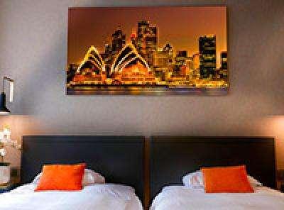 Atlas Hotel - Paramètres Menu